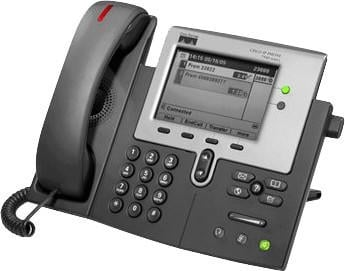 Cisco Systems Unified IP Phone 7941G