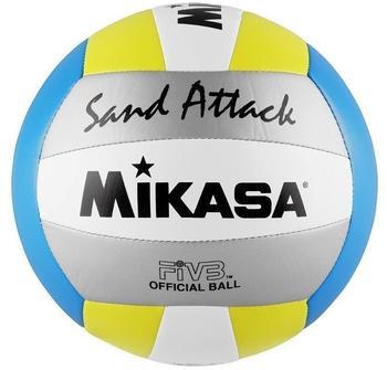 Mikasa Sand Attack