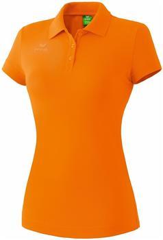 Erima Damen Poloshirt orange 46