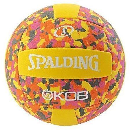 SPALDING Beachvolleyball Kob gelb/rosa