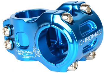 Chromag HIFI V2 31.8 Stem blue 31 mm