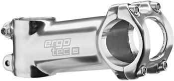 Humpert Ergotec Shark Vorbau Ø31,8 silber poliert 110mm