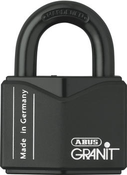 ABUS 37/55 schwarz (verschiedenschließend)