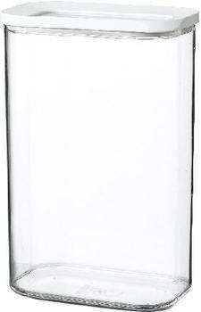 Rosti Mepal Vorratsdose Modula 2000 ml weiß