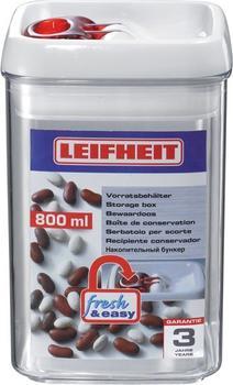 Leifheit Vorratsdose Fresh&Easy eckig 0,8 l