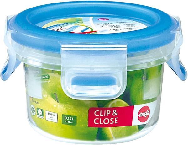 Emsa Clip&Close Vorratsdose 0,15 l