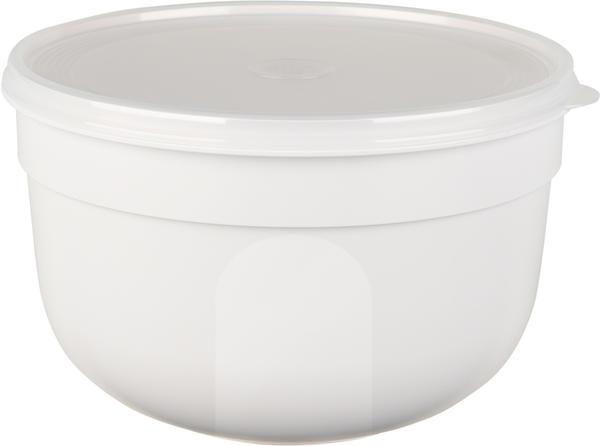 Emsa Superline Frischhaltedose rund 2,25 L weiß