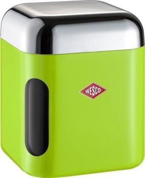 Wesco Vorratsdose eckig S 1 Liter limegreen