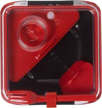 Black+Blum Lunch BOX APPETIT eckig schwarz