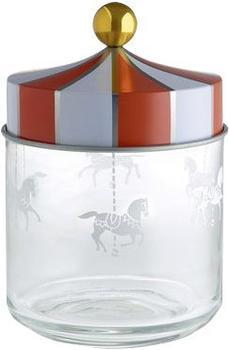 Alessi Circus Küchendose aus Glas (MW30/75)