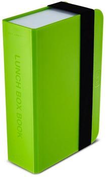Black+Blum Lunch Box Buch lime