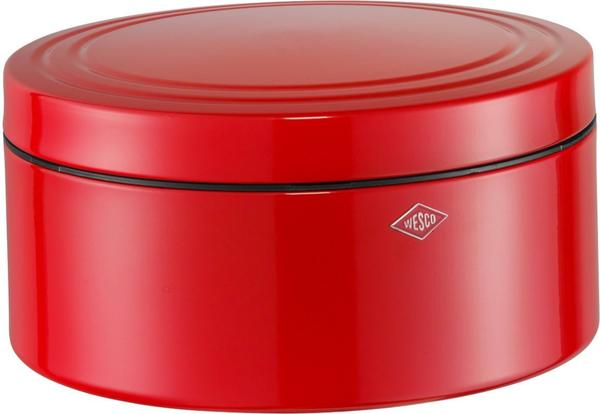 Wesco Gebäckdose Classic Line 4 l rot (324402-02)