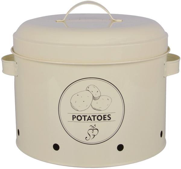 Esschert Vorratsdose Kartoffeln 27 x 23,2 x 21,3 cm