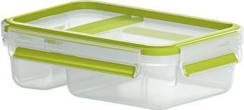 Emsa Clip & Go Yoghurtbox 0,6 l grün