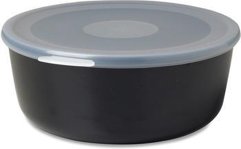 Rosti Mepal Volumia Schale mit Deckel 1 L Schwarz