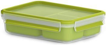 Emsa Clip & Go Snackbox 1,2 Liter