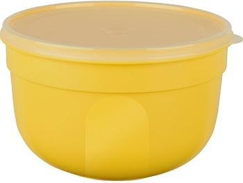 Emsa Superline Frischhaltedose rund 4 L gelb