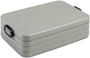 Rosti Mepal Lunchbox Take a Break large silber
