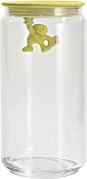 Alessi Gianni Glasdose 1,4 l gelb