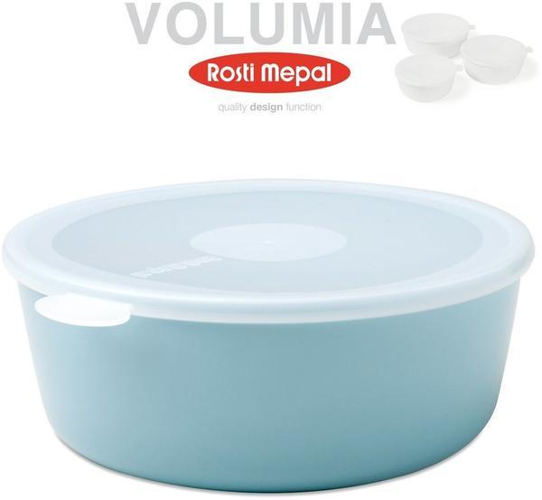 Rosti Mepal Volumia Schale mit Deckel 2 L Retro Blau