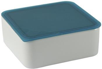 Arzberg Frischebox 0,6 L 15x15 flach türkis