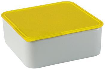 Arzberg Frischebox 0,6 L 15x15 flach gelb