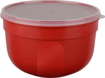 Emsa Superline Frischhaltedose rund 4 L rot