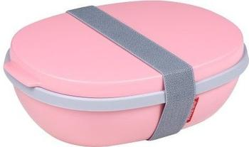 Rosti Mepal Lunchbox To Go Ellipse Duo nordic pink