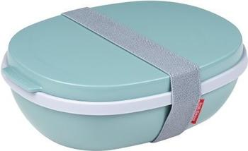 Rosti Mepal Lunchbox To Go Ellipse Duo nordic green
