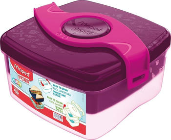 Maped Lunch Box Kids Origins pink