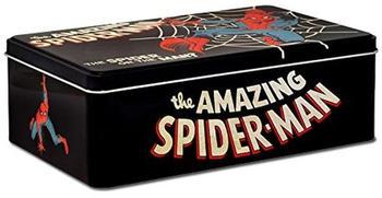 logoshirt-the-amazing-spider-man-metalldose-vorratsdose