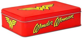 Logoshirt DC Comics Superheldin Wonder Woman Metalldose Vorratsdose