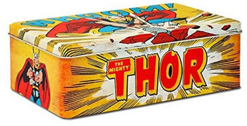 Logoshirt Thor The Mighty Metalldose Vorratsdose