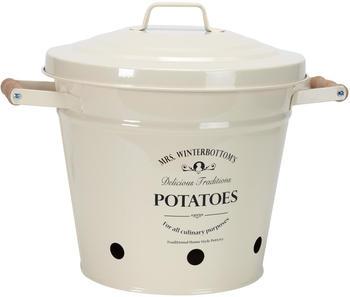 Butlers Mrs. Winterbottom´s Kartoffeleimer weiß