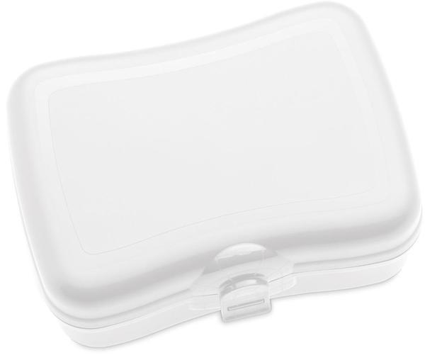 Koziol Basic Lunchbox 12,2cm weiß
