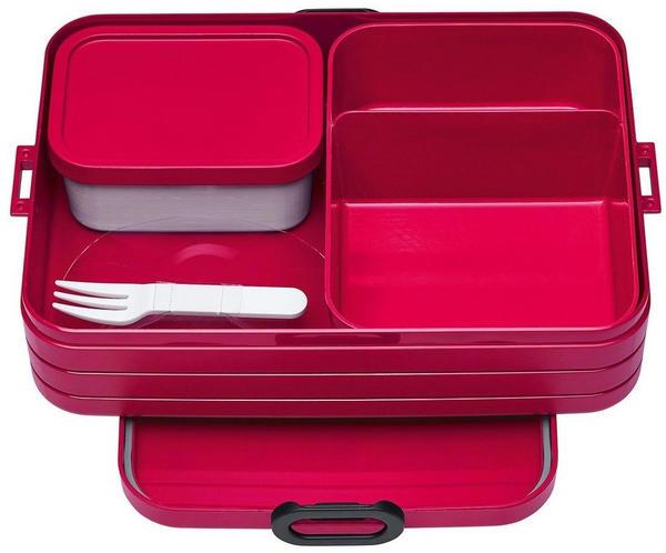 Rosti Mepal Bento Take a Break Lunchbox large Nordic Red