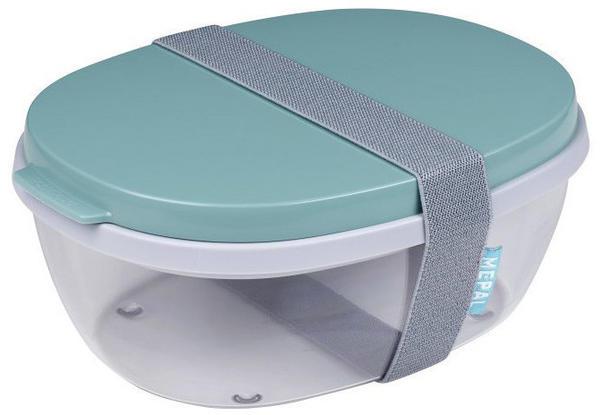 Rosti Mepal Ellipse Salatbox Nordic Green