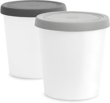Springlane 2er-Set Eisbehälter 2 x 1 l Misty Cliff