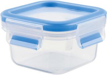 Emsa Frischhaltedose Clip & Close im 6er-Pack blau 250 ml