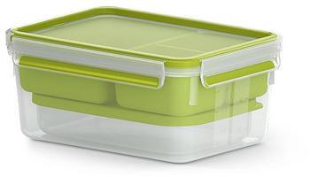 Emsa Frischhaltedose Clip & Go grün 2,3 L
