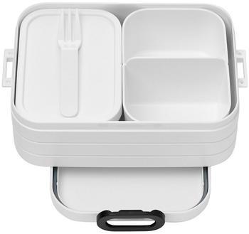 Rosti Mepal Bento Take a Break Lunchbox midi weiß