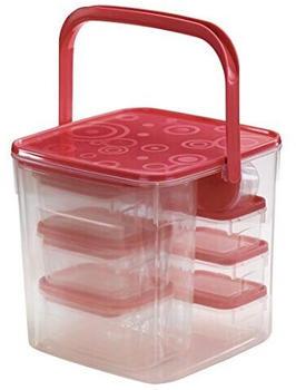 xavax-set-frischhaltedosen-kunststoff-rot-universal