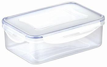Tescoma Frischhaltebox, Plastik, Transparent, 25.2 X 18.3 X 8.3 Cm