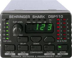 Behringer SHARK DSP 110