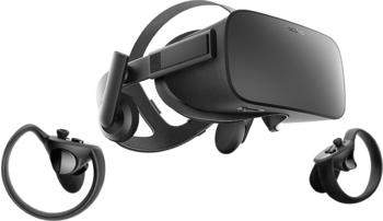 Oculus Rift mit Oculus Touch