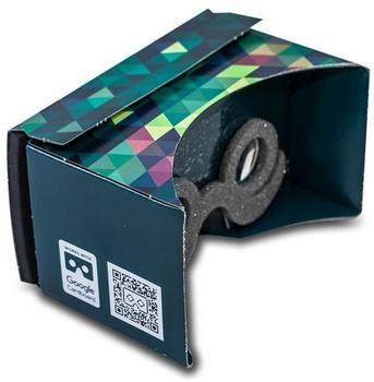 Mr. Cardboard Google Pop
