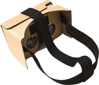 BASEtech Headmount Google 3D VR Brille für Smartphones V2