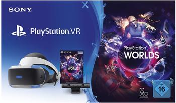 Sony PlayStation VR V2 + PlayStation Kamera + PlayStation VR Worlds