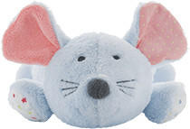 Dodie Microwavable Soft Toy 6M+ Mouse