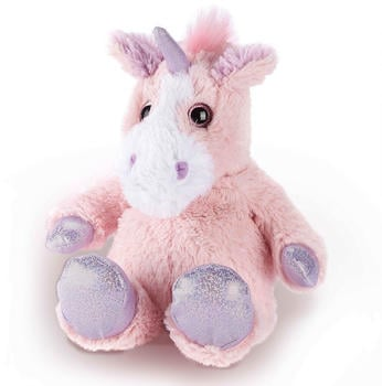 Intelex Heatable Unicorn Microwavable Plush Toy